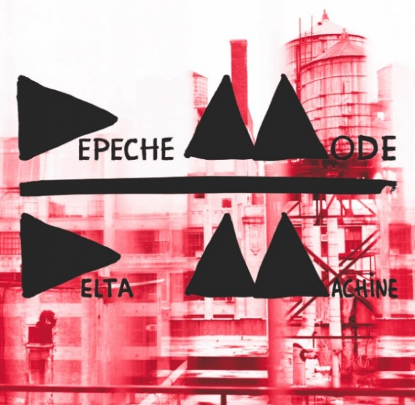 Depeche Mode - Delta Machine Album Cover