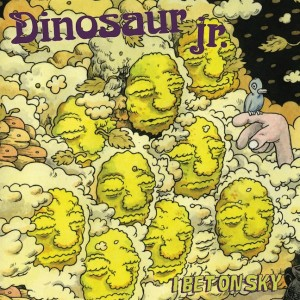 Dinosaur Jr.  I Bet On Sky