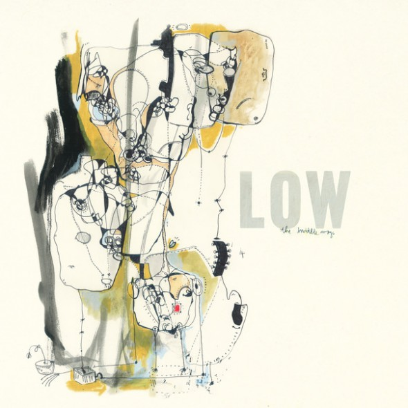 Low - The Invisible Way Album Cover