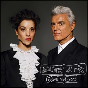 David Byrne & St. Vincent – Love This Giant