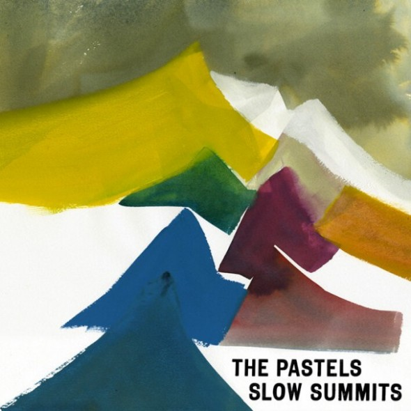 The Pastels - Slow Summits Artwork
